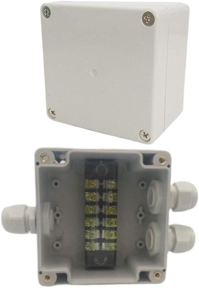 VAILANG Bo/îte de jonction /électrique c/âble Terminal c/âble bo/îtier de raccordement /étanche