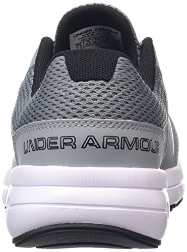 Under Armour UA Dash RN 2, Scarpe Running Uomo Grigio (Steel)