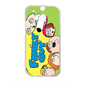 Happy Family guy Case Cover For HTC M8 Case