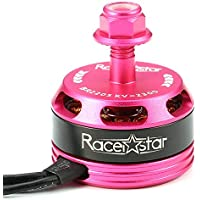 New Racerstar Racing Edition 2205 BR2205 2300KV 2-4S Brushless Motor CW/CCW Pink For QAV250 ZMR250 260 By KTOY