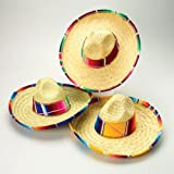 US Toy Child's Mexican Sombrero Costume