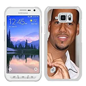 Romeo Santos Man Smile Teeth Bracelet White Recommended Picture Custom Samsung Galaxy S6 Active Case