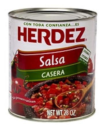 Herdez Salsa Casera Rd