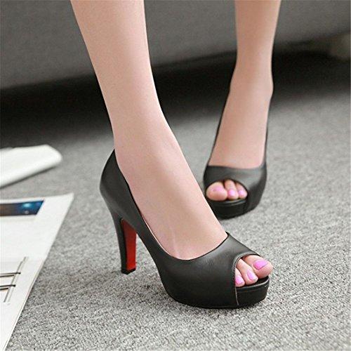 Sandalias Hembra de los Tac Mujer para Pulsera Zapatos de Mujer Sandalia Verano con rq0wYra
