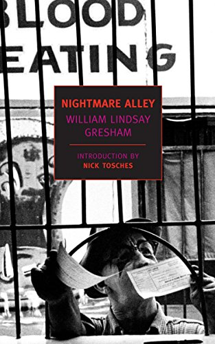 book cover of Nightmare Alley