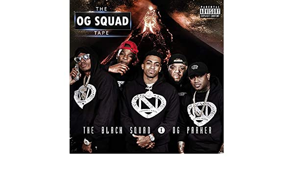 OG Squad Tape - EP [Explicit] by The Black Squad on Amazon Music