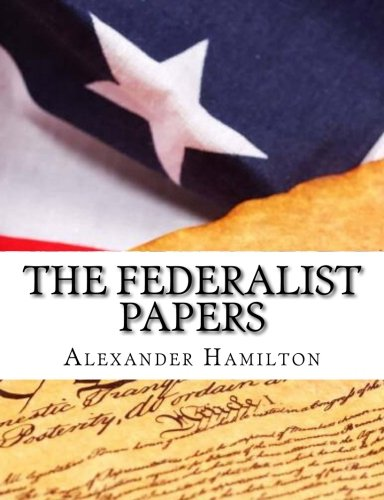 a paper on federalists Antifederalist no 16 europeans admire and federalists decry the present system this essay is an excerpted from a.