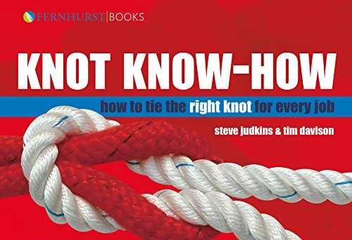 Knot Know-How: How To Tie the Right Knot For Every Job (Wiley (Nautical Knots Tie)