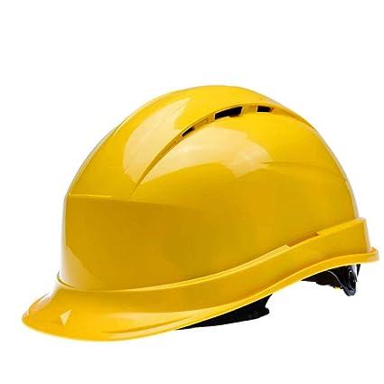 WY-Hard hat Casco de Seguridad - Protección de la Cabeza del Casco del Casco
