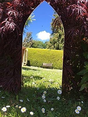 Displays UK Expositores UK acrílico gótico forma espejo de jardín ...