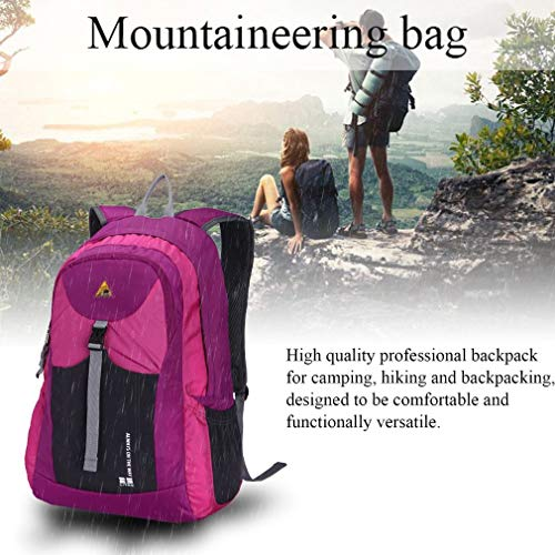 YTYC Ultrathin Waterproof Mountaineering Backpack Portable Bag Outdoor Sports by YTYC (Image #2)
