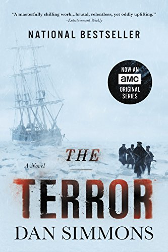 Book cover from The Terror by Dan Simmons