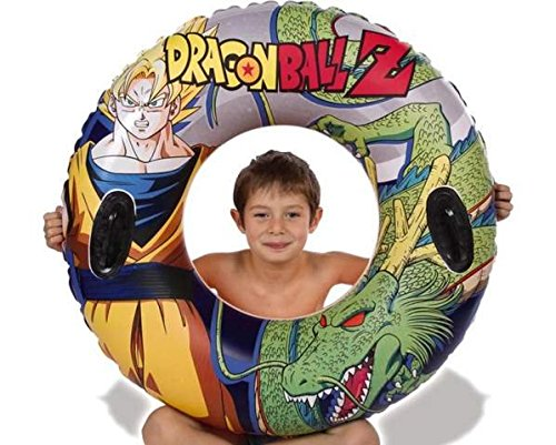 Dragon Ball anillo hinchable con asas 90 cm playa playa piscina ...