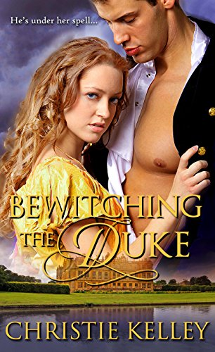 Bewitching the Duke cover