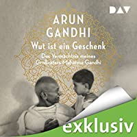 Wut ist ein Geschenk Hörbuch von Arun Gandhi Gesprochen von: Bernt Hahn