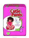 Cutie Pants, Cuties Trnpnt Girl 3T-4T, (1 CASE, 92 EACH)