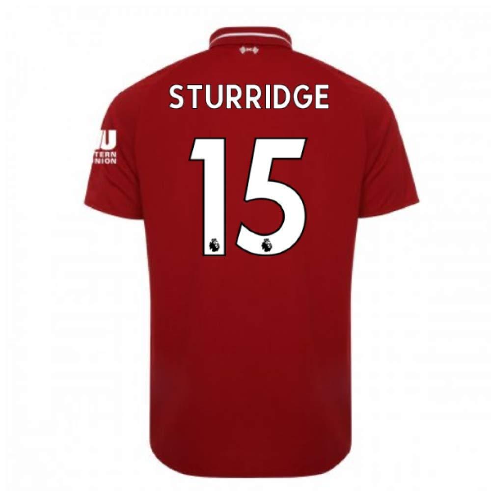 配送員設置 2018-2019 Liverpool Home Football Shirt (Daniel (89-94cm) Sturridge 15) 15) B07GTDNHSF (Daniel Small 35-37