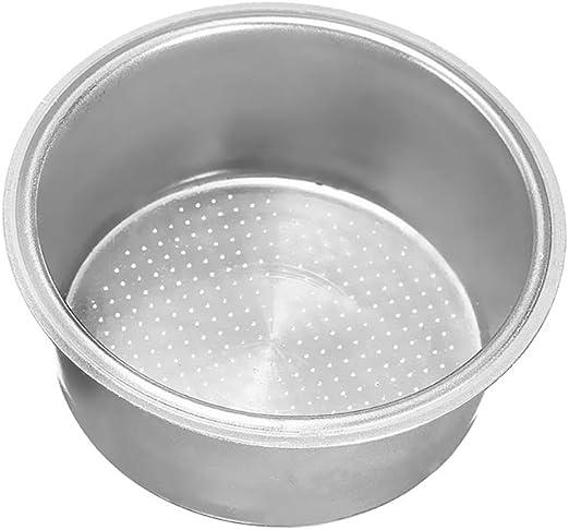 2 Taza de Café 51mm Cesta de Filtro A Presión para No Krups ...