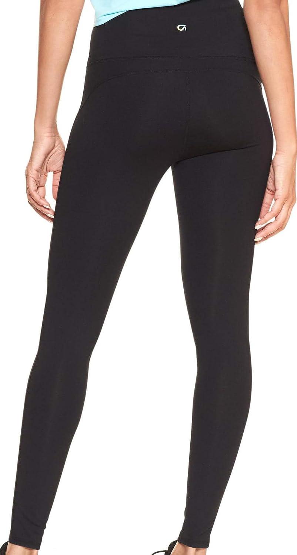 a36f1f97d6 GAP Womens GapFit gFast high-Waist Legging, True Black at Amazon Women's  Clothing store: