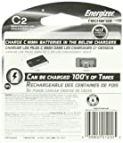 Energizer Recharge C Batteries 2 Pack