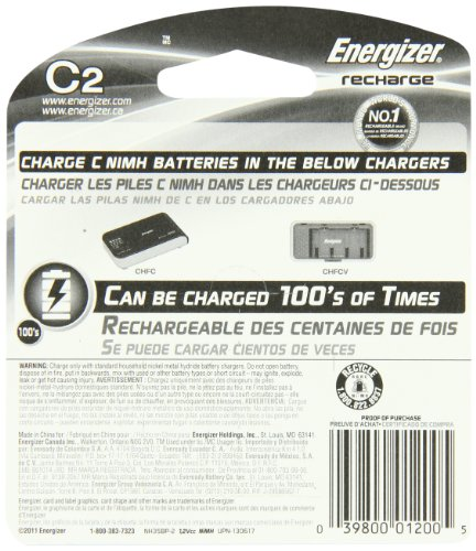 Buy rechargeable c cell batteries