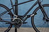 Abus Locks Chain 1010 Key City Bike Lock, 140cm