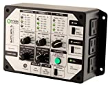 Titan Controls 702657 Saturn 3 Digital Temperature, Humidity and Carbon Dioxide Gas Controller