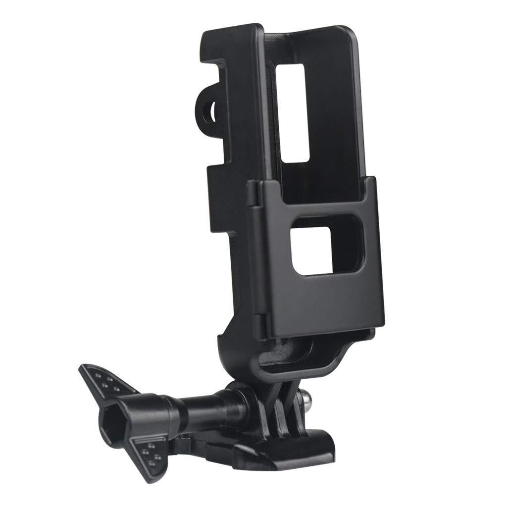 TOTGO DJI OSMO ポケットマウントスタンド用 三脚マウントスタンド 保護カバーブラケット ボーダー付き 航空機用ねじ アクティビティベーストラベルアクセサリー DJI OSMOポケットカメラ用 B07S77B465