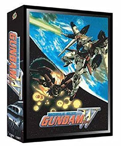 MOBILE SUIT GUNDAM WING Complete TV SERIES COLLECTION DVD Box Set ENGLISH DUBBED (Gundam Wing 3)