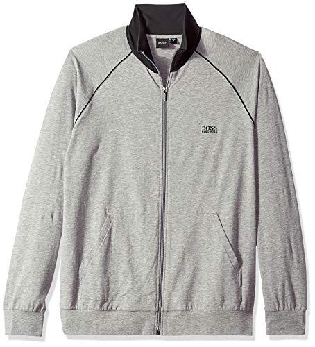 (Hugo Boss BOSS Men's Mix&Match Jacket, Gray, XL)