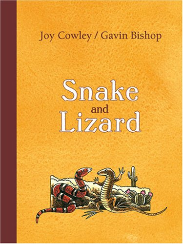 Snake and Lizard by Brand: Kane/Miller Book Pub