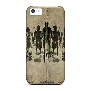 Awesome Case Cover/iphone 5c Defender Case Cover(deadlight)