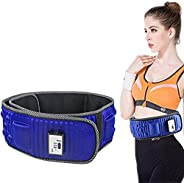 Electric Belly Fat Massage Belt,Electric Slimming Belt, for The Hip, Back and Abdomen