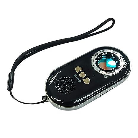 JunYe Detector de cámara Oculta Anti espía K98 Detector de ...
