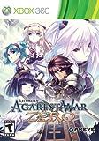 Record Of Agarest War Zero Limited Edition - Xbox 360