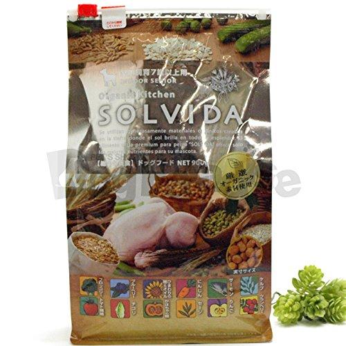 ソルビダ(SOLVIDA) 室内飼育7歳以上用(インドアシニア) 5.8kg B005MM4H82  5.8kg