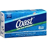 Coast Classic Original Scent 4oz, 8 Bars 2 Packs (total 16 count)