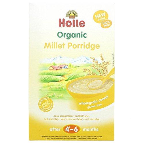 (3 PACK) - Holle - Dem Baby Cereal Millet Porridg | 250g | 3 PACK BUNDLE