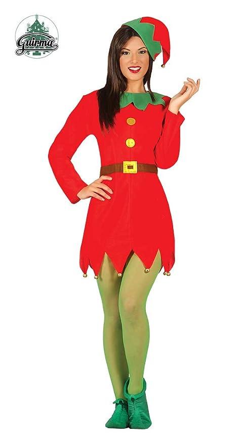 Disfraz de elfa elegante para mujer - L: Amazon.es: Juguetes ...