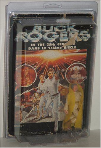 Buck Rogers in the 25th Century Action Figure - Draco (Meco Corp.) by Buck Rogers in the 25th Century