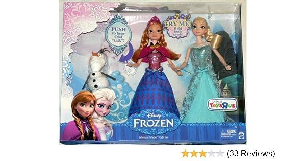 """NEW 2014 Mattel Disney Frozen Doll Figure 12/"""" Kristoff"""