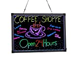 Alpine Industries LED Illuminated Hanging Message