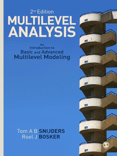 Multilevel Analysis: An Introduction to Basic and Advanced Multilevel Modeling Pdf