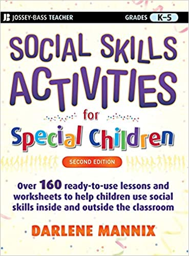 image relating to Printable Social Skills Activities named Social Capabilities Routines for Distinctive Small children: Darlene