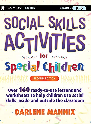 Pdf Teaching Social Skills Activities for Special Children