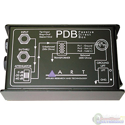 ART PDB Passive Direct Box by ART