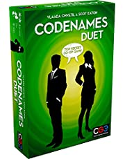 Czech Games Edition 00040CGE Codenames Duet Board Game