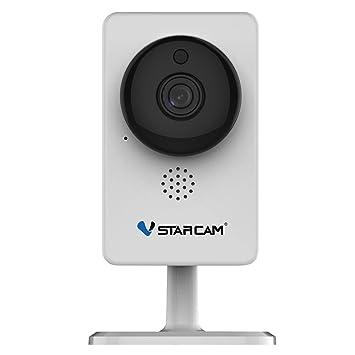 VStarcam C92S IP Cámara de Vigilancia Interior Seguridad Inalámbrica HD 1080P Camara de Bebé Monitor con