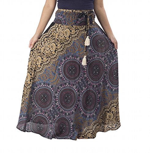 Lannaclothesdesign Womens Multi Color Skirts