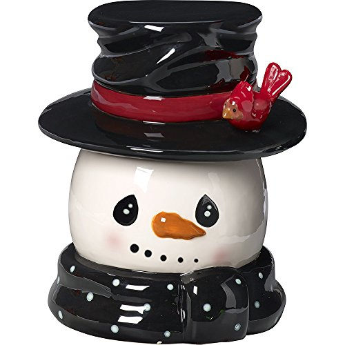 Snow Much Fun by Precious Moments 171471 Snowman Cookie Jar